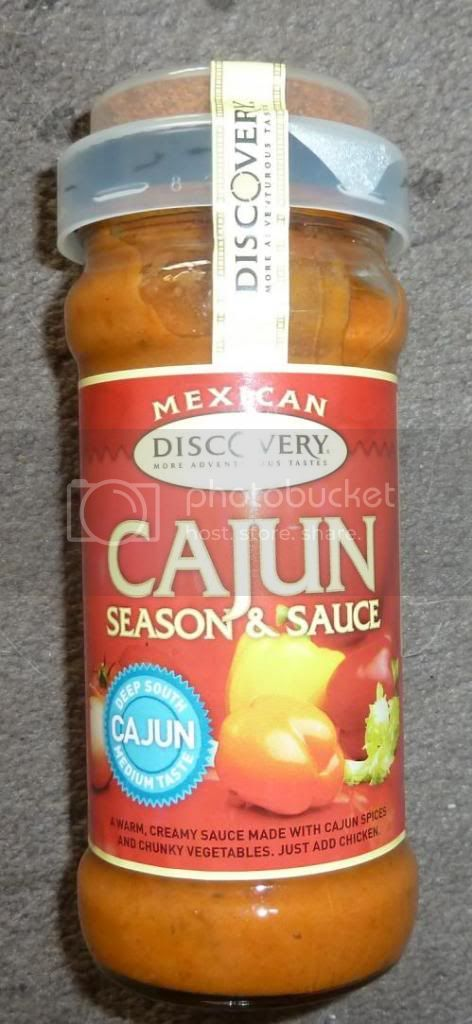  Discovery Cajan Season and Shake Sauce