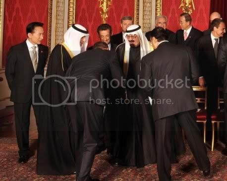 obama bows Pictures, Images and Photos